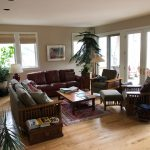 Pocono Bed and Breakfast lliving room in gallery
