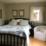 Pocono Bed and Breakfast Woodland Vale room in gallery